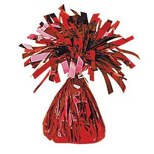 Image of Peso per palloncini, rosso