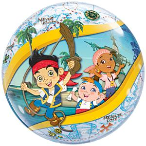 Läs mer om Jake and the Never Land Pirates Bubble Balloon