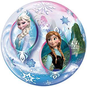 Läs mer om Frost bubbelballong