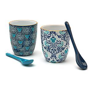 Läs mer om Espressokoppar Disneyland Paris Azul Collection