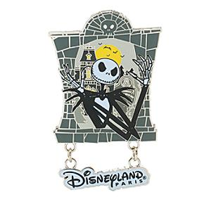 The Nightmare Before Christmas Limited Edition Pin Disneyland Paris