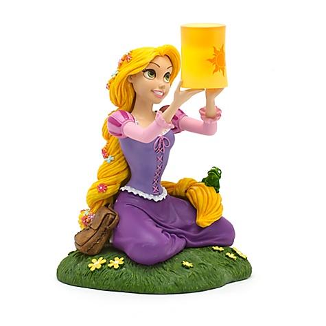 Figurine Lumineuse raiponce disneyland paris
