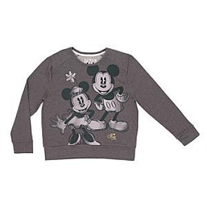 Läs mer om Musse och Mimmi Pigg sweatshirt i damstorlek