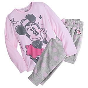 Läs mer om Mimmi Pigg pyjamas i damstorlek