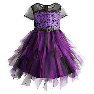 Läs mer om Mal festklänning för barn, Disney Descendants 2