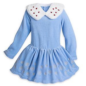 Läs mer om Elsa festklänning för barn, Olofs frostiga äventyr