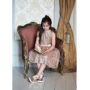 Läs mer om Belle festklänning för barn