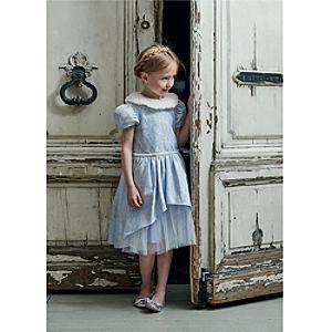Läs mer om Askungen festklänning för barn
