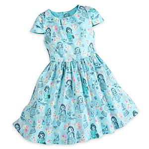 Läs mer om Disney Animators Collection klänning för barn