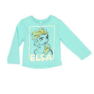 Läs mer om Elsa t-shirt för barn