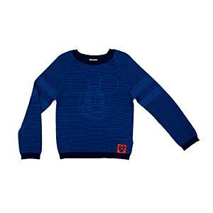 Läs mer om Musse Pigg sweatshirt för barn