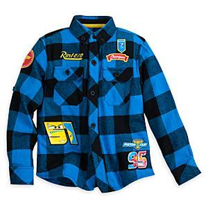 Läs mer om Disney/Pixar Bilar skjorta för barn