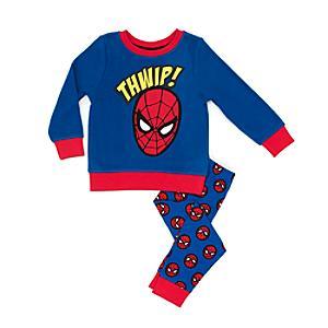 Läs mer om Spider-Man pyjamas för barn
