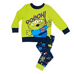 Läs mer om Toy Story pyjamas för barn
