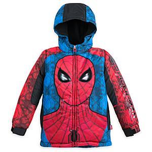 Läs mer om Spider-Man jacka för barn