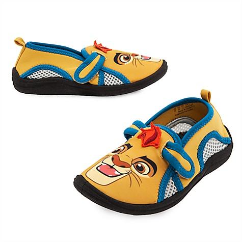 Chaussures de plage La Garde du Roi Lion pour enfants - 23