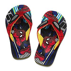 Läs mer om Ultimate Spiderman flip-flops