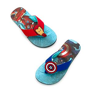 Läs mer om Captain America: Civil War flip-flops