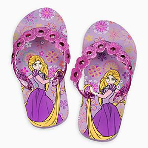 rapunzel-flip-flops-for-kids
