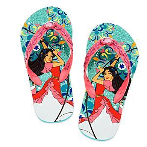Läs mer om Elena från Avalor flip-flops