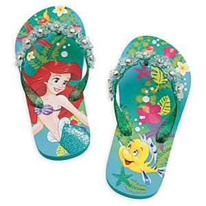 Läs mer om Den lilla sjöjungfrun flip-flops
