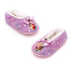 Läs mer om Disney Prinsessor-tofflor för barn