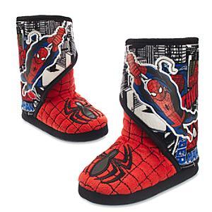 Läs mer om Spider-Man-tofflor