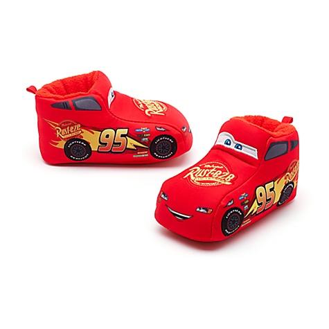 Chaussons pour enfants Flash McQueen, Disney Pixars Cars3 - 27-28