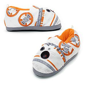 Image of BB-8 Light-Up Slippers For Kids