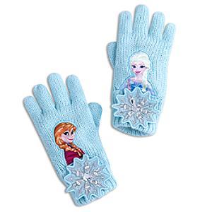 Läs mer om Frost-handskar i barnstorlek