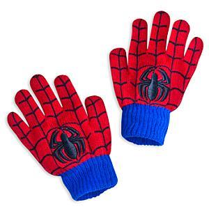 Läs mer om Spider-Man-fingervantar