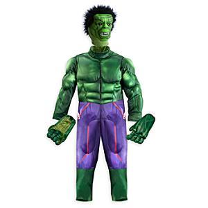 Läs mer om Hulken lyxig maskeraddräkt