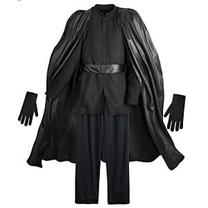 Kylo Ren utklädningskläder för vuxna, Star Wars: The Last Jedi