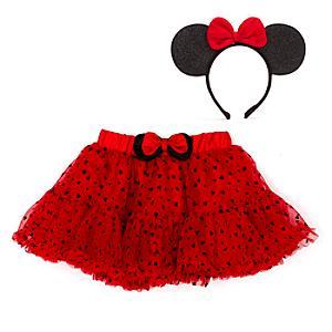 Läs mer om Mimmi Pigg ballerinakjol för barn med tillbehör
