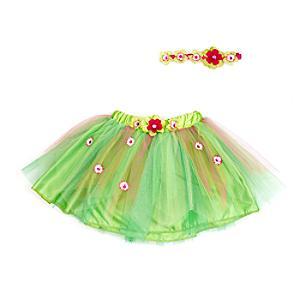 Läs mer om Tingeling ballerinakjol med accessoarer för barn