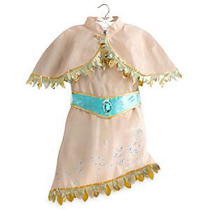 Läs mer om Pocahontas maskeradklänning