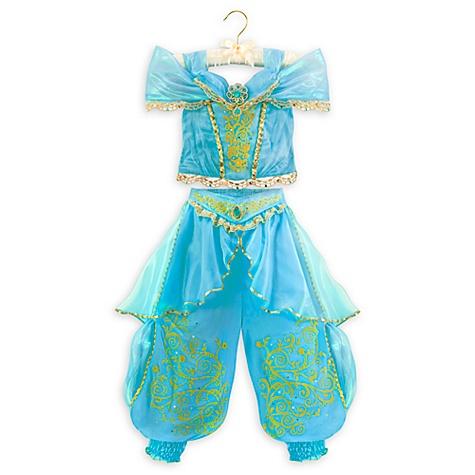 Déguisement Princesse Jasmine en édition limitée pour enfants - 10 ans