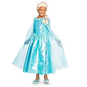 Läs mer om Elsa maskeradklänning