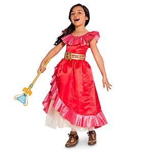 Läs mer om Elena-kostym för barn, Elena från Avalor