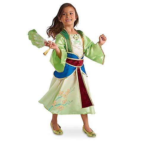 Déguisement Mulan pour enfants - 5-6 ans