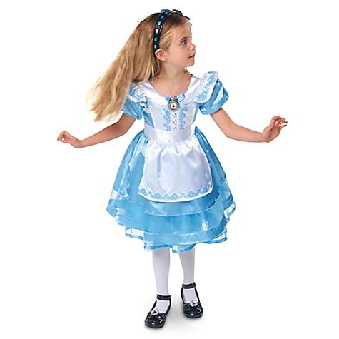 Déguisement Alice au Pays des Merveilles pour enfants - 5-6 ans