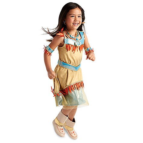 Déguisement Pocahontas pour enfants - 13 ans