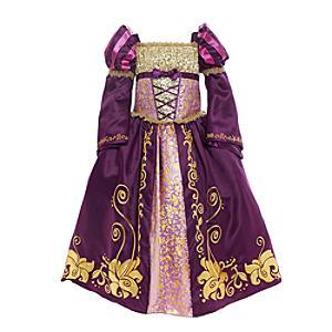 Läs mer om Rapunzel, maskeraddräkt för barn, Trassel