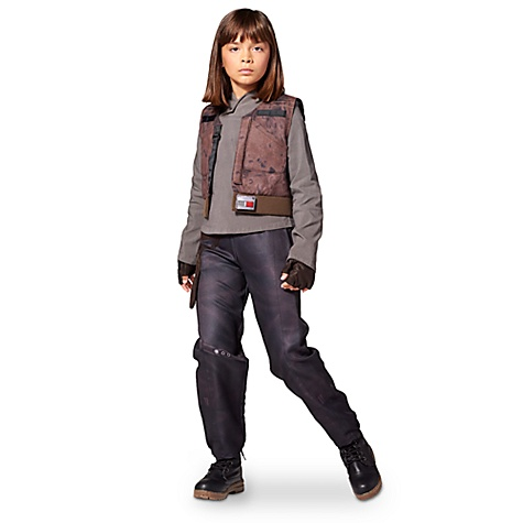 Costume pour enfants Jyn Erso, Rogue One : A Star Wars Story - 4 ans