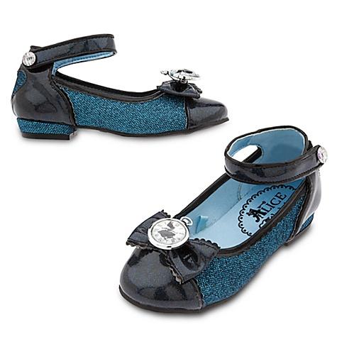 Chaussures de déguisement pour enfants Alice au Pays des Merveilles - 31