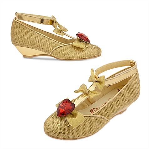 Chaussures de déguisement Belle pour enfants - 32-33