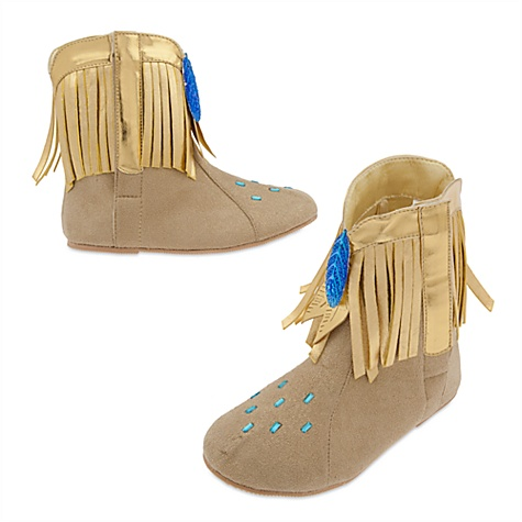 Chaussures de déguisement Pocahontas pour enfants - 32-33