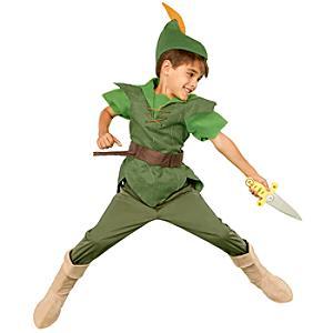 Läs mer om Peter Pan maskeraddräkt