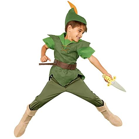 Costume Peter Pan pour enfants - 2 ans