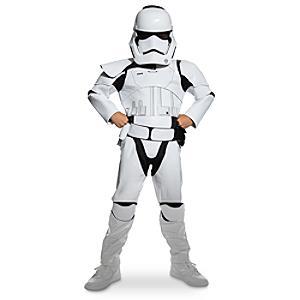 Läs mer om Stormtrooper maskeraddräkt